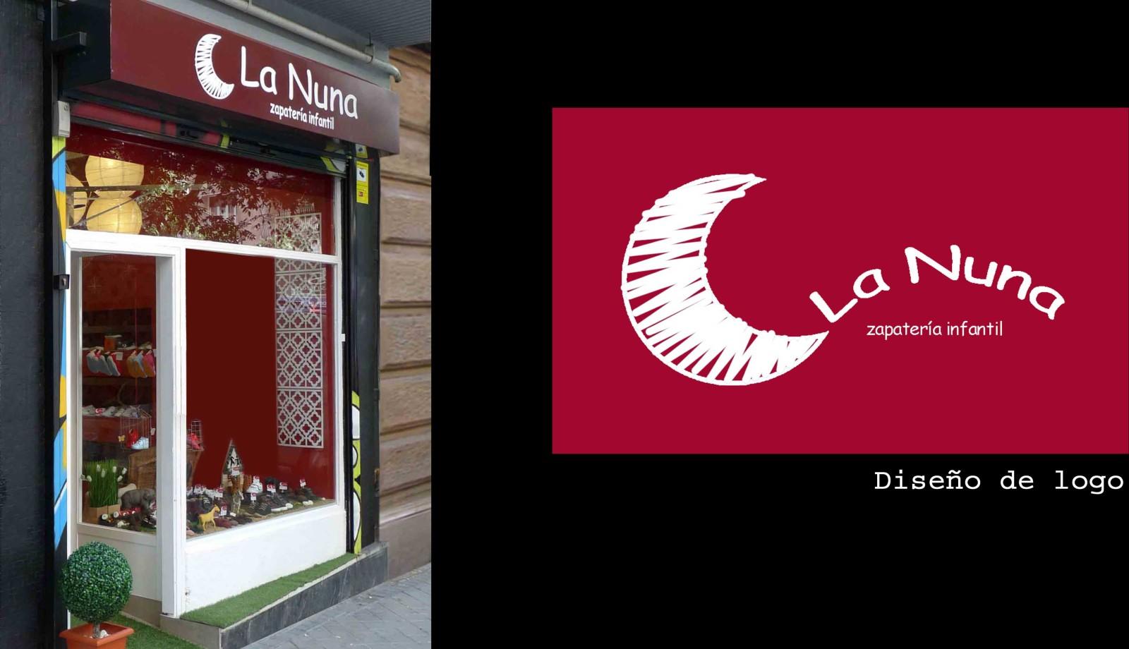 Fachada y diseño de imagen corporativa: Logo, tarjetas de vivsita, flyers, bolsas...
