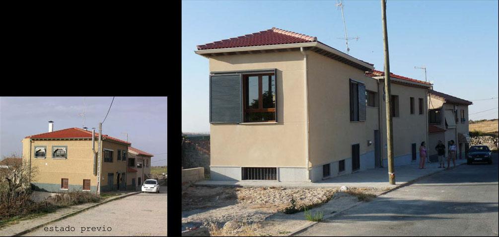 La redistribución del interior va en función con las vistas que hay desde la casa.